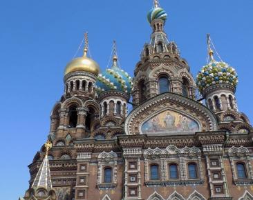 Опознай Русия - Санкт Петербург и Москва с полет от Варна